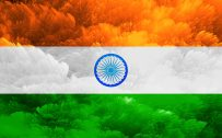 4K Wallpaper of Indian Flag for Independence Day and Republic Day