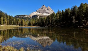 Beautiful Nature Wallpapers with View of The Dolomites