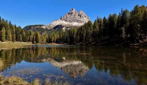 Beautiful Nature Wallpapers with View of The Dolomites - HD