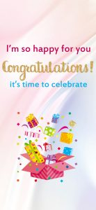 Congratulations Images Free Download - I'm So Happy for You