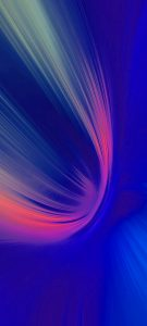 10 Blue Wallpapers That Will Look Perfect on Your Nokia 8.3 5G - #08 - Swirling Lights