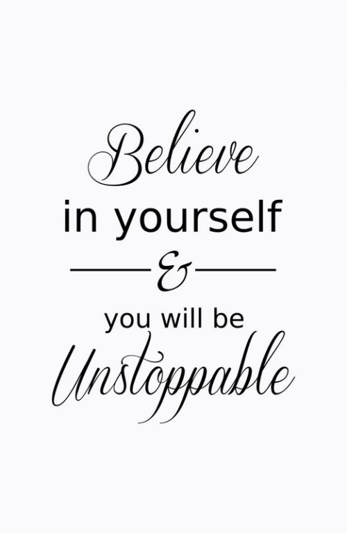 20 Best Friday Thoughts and Short Inspiring Quotes - Believe in yourself