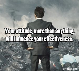 20 Best Wednesday Thought Quotes Wallpapers 01 - Your attitude more than anything