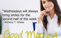 20 Best Wednesday Thought Quotes Wallpapers 06 - Wednesdays will always bring smiles