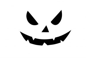 Free Pumpkin Carving Pattern for Halloween Party