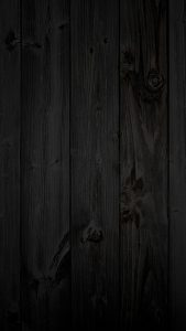 Smartphone Background with Dark Wood Pattern