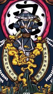 Cool and Badass Wallpapers for Smartphones 02 of 20 - Ninja