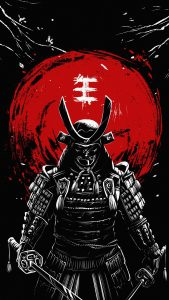 Cool and Badass Wallpapers for Smartphones 04 of 20 - Samurai
