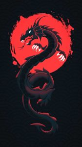 Cool and Badass Wallpapers for Smartphones 05 of 20 - Hydra Dragon